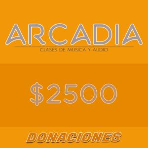 Donac. 2500