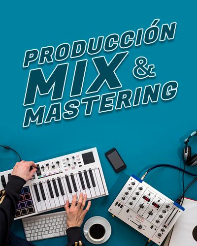 V - Prod. Mix & Mastering